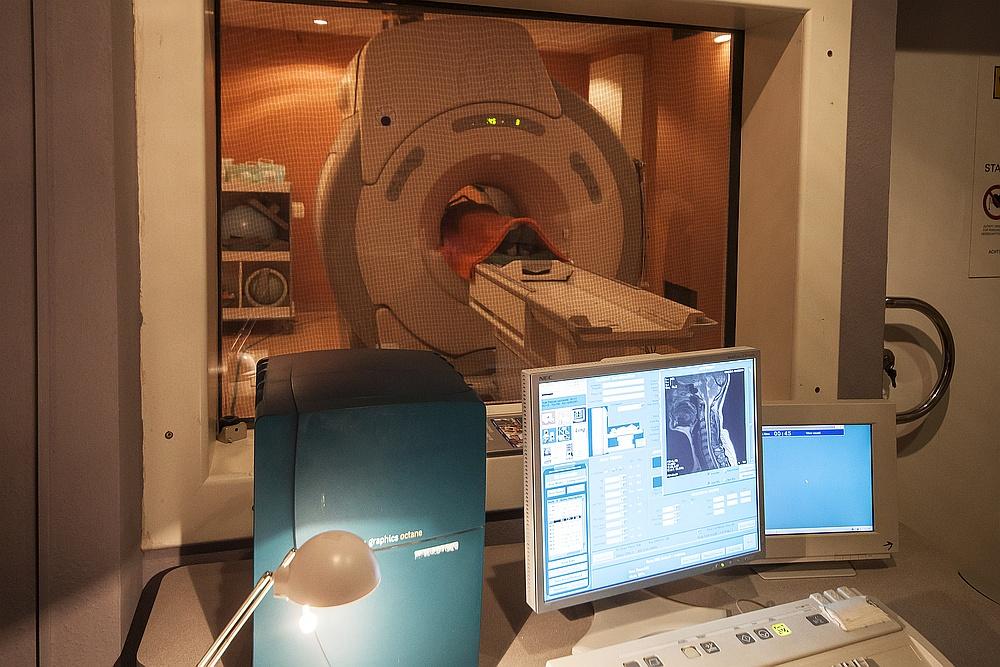 tomografia komputerowa kręgosłupa z kontrastem